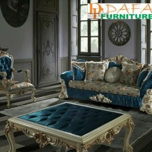 Kursi Sofa Tamu Mewah Terbaru Jepara