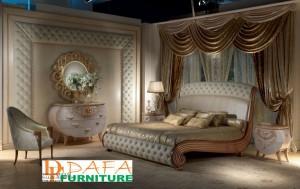 Set Tempat Tidur Mewah