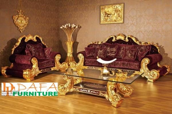 Sofa Mewah Jepara, Sofa Ruang Tamu Mewah