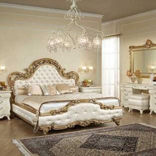Tempat Tidur Mewah, Set Tempat Tidur Mewah Klasik