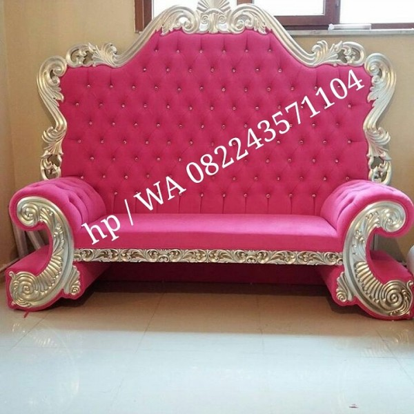 Sofa Santai Malas Mewah