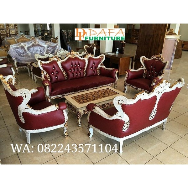 Sofa Tamu Mewah Eolo