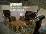 Sofa Tamu Ukiran Jepara Terbaru