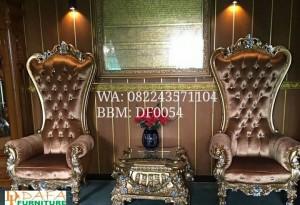 Set Kursi Sofa Santai Minimalis Mewah Eropa Style