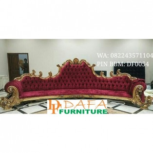 Sofa Ukiran Model Royal Furniture Jepara