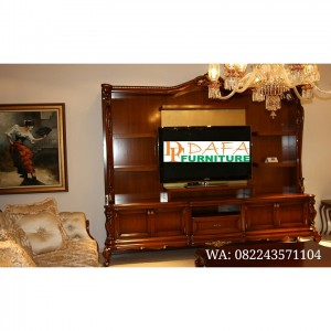 Buffet Tv Classic Model Italian Natural