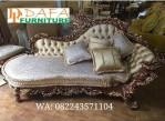 Kursi Sofa Ruang Tamu Model Elegan Mewah Terbaru