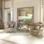 Kursi Teras Set Sofa Tamu Mewah Klasik Terbaru