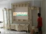 Set Bufet Tv Mewah Model Terbaru Mebel Jepara