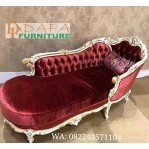 Sofa Santai Ruang Tamu Mewah Terbaru Berkualitas