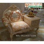 Kursi Sofa Ukiran Klasik Mewah Terbaru