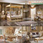 Set Furniture Rumah Mewah Ukir Jepara Klasik Terbaru