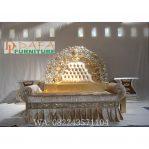 Set Kamar Tidur Mewah Ukir Model Klasik Terbaru