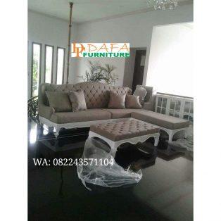Set Kursi Sofa Tamu Modern Terbaru