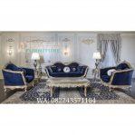 Set Kursi Tamu Sofa Klasik Mewah Terbaru
