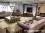 Set Sofa Ruang Tamu Mewah Produk Terbaru DFJ-014