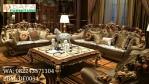 Set Sofa Tamu Ukir Mewah
