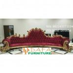 Sofa Ukiran Model Royal Furniture Jepara