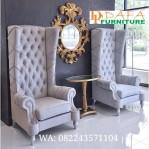 Kursi Sofa Teras Tinggi Minimalis Modern Mewah Terbaru