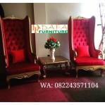 Kursi Sofa Untuk Teras Model Klasik Modern Mewah Terbaru