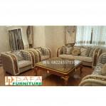 Sofa Ruang Tamu Mewah Elegan Model Eropa