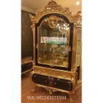 Almari Hias Antique Klasik Mewah Terbaru