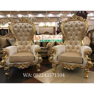 Kursi Sofa Mewah Sandaran Tinggi Terbaru
