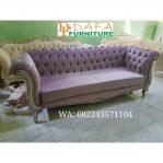 Kursi Sofa Ruang Tamu Mewah Modern Terbaru