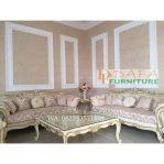 Kursi Sofa Tamu Mewah Set Klasik Murah Terbaru