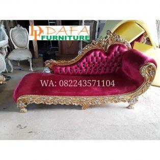 Kursi Sofa Tamu Malas Model Mewah Dan Elegan Terbaru