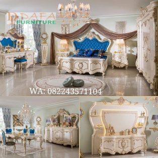 Set Produk Furniture Rumah Mewah Duco Klasik Terbaru