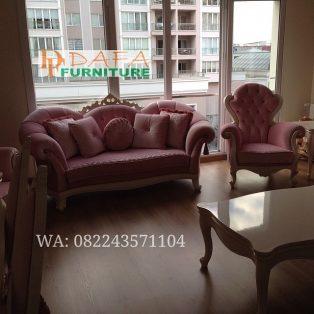 Set Kursi Sofa Ruang Tamu Modern Mewah Terbaru