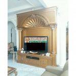 Bufet Tv Mewah Klasik Modern Terbaru